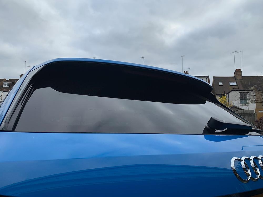 Audi dashcam installer