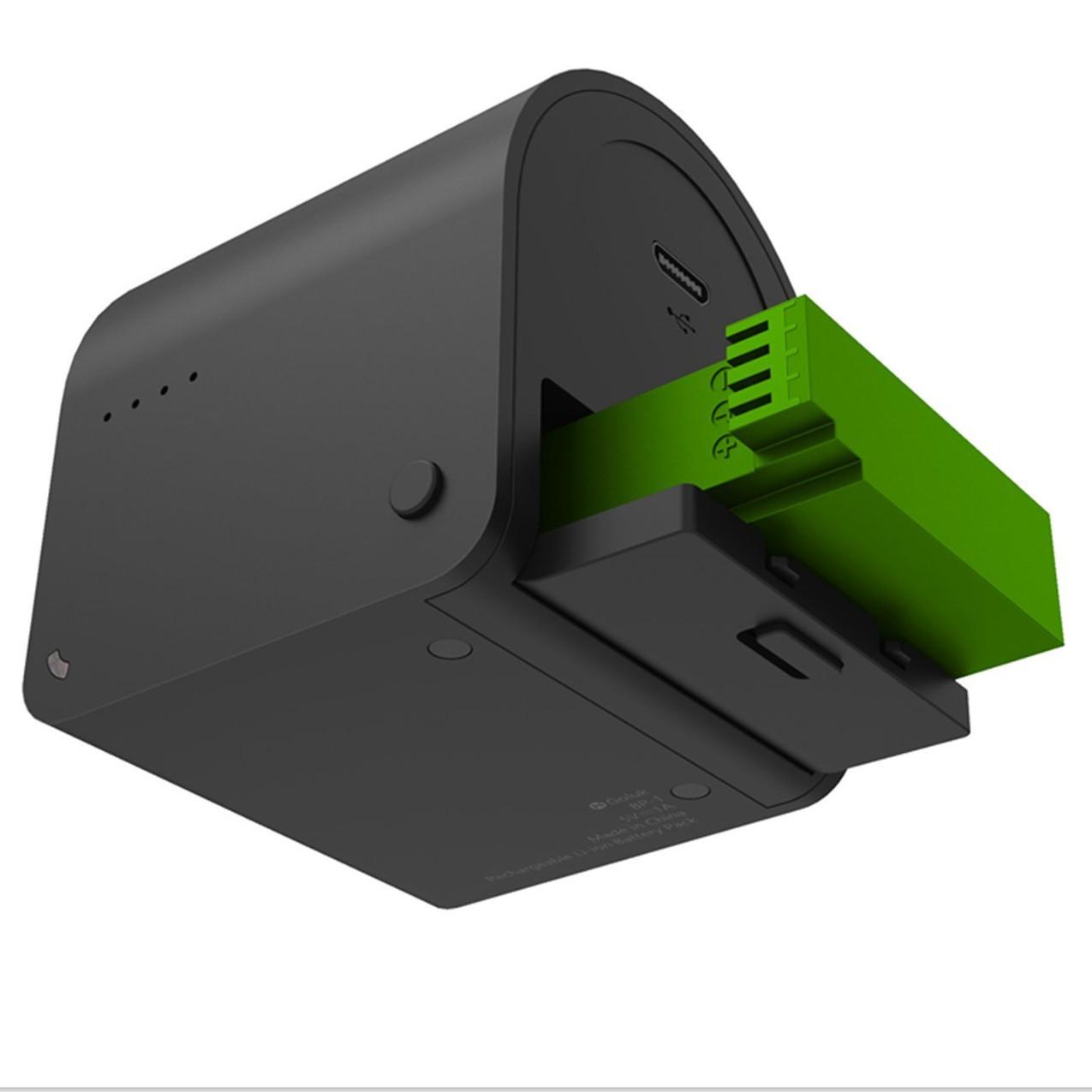 Goluk Powerbank with GoPro mount