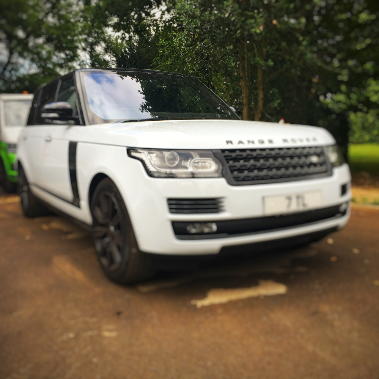 Goluk T1 T3 Front & Rear Dash Camera install in a Range Rover Somerset