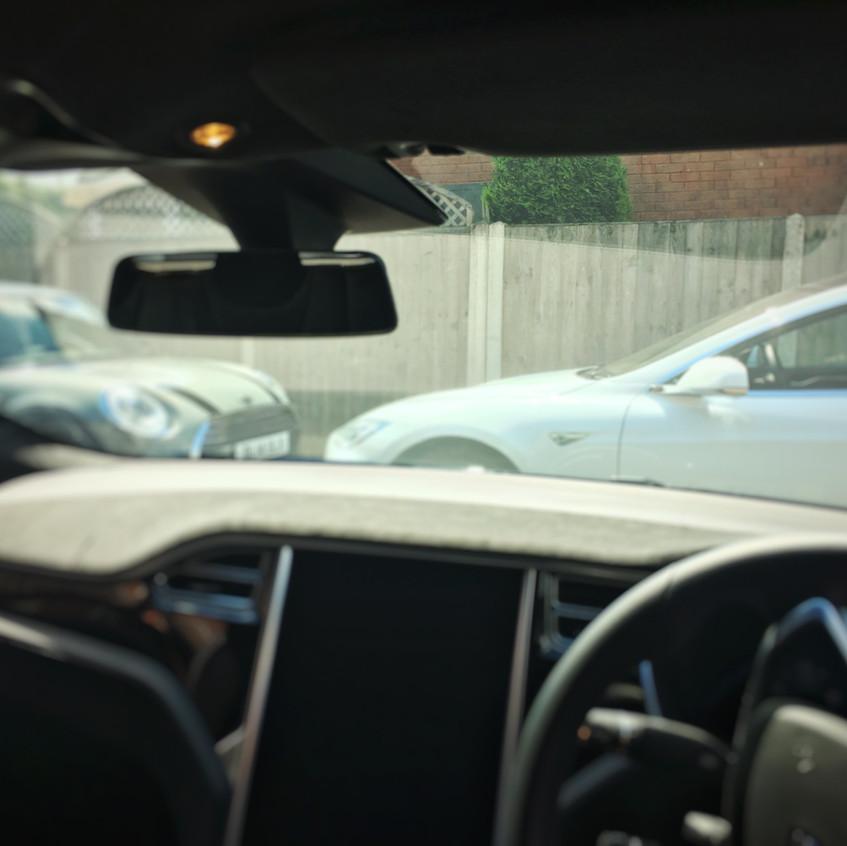 Tesla Model S Dashcam Goluk T1 T3 Twin full 1080p TRUE high resolution Sutton Coldfield Birmingham West Midlands