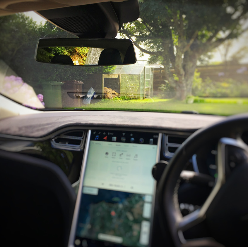 Tesla Dashcam Install Goluk T1 T3 St Agnes Cornwall
