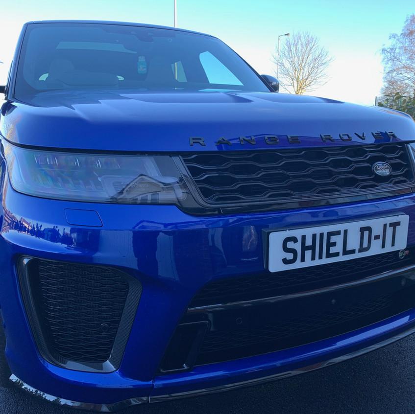 Range Rover SVR Dashcam Install