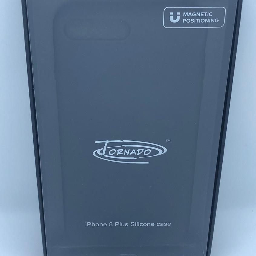 iPhone 8 Plus Silicone Magnetic Case