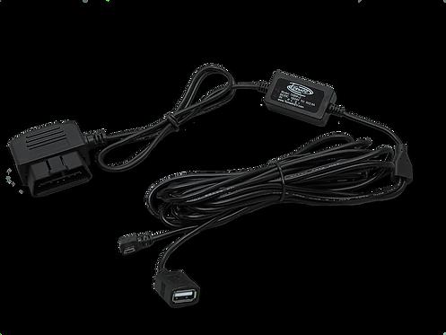 OBD to USB Tornado Universal Dashcam Hardwire Kit TABM-2 (Easy OBD Self Fit)