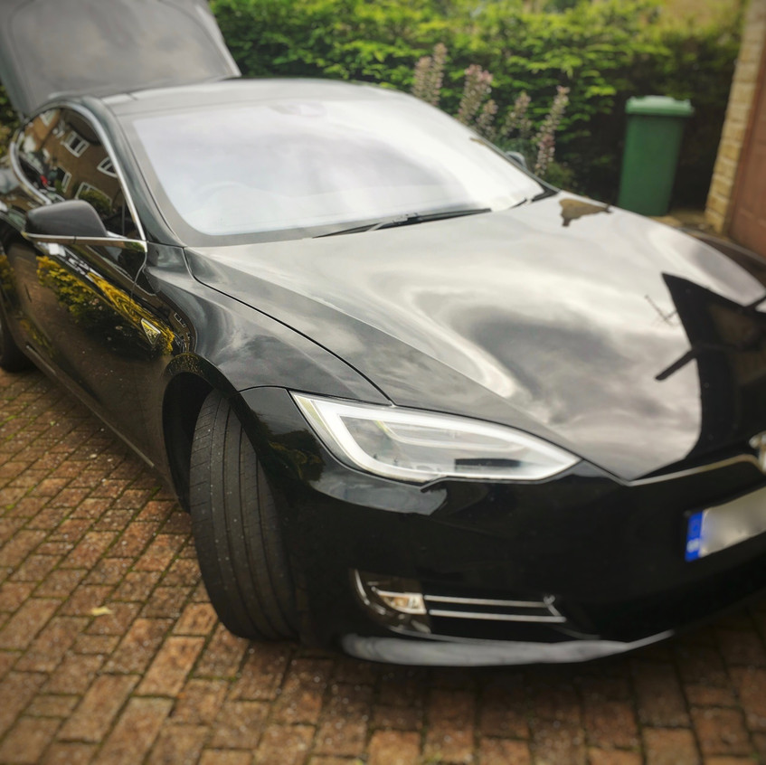 Tesla Dashcam Install Goluk T1 T3 Pudsey Leeds West Yorkshire
