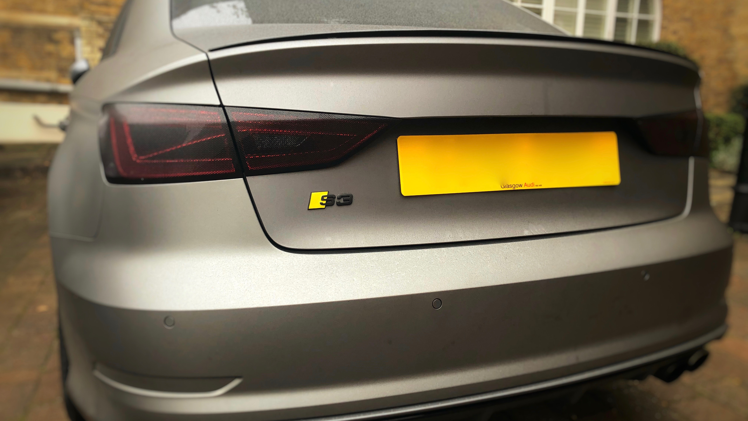 Audi Dashcam London Goluk T1 T3 Shield-IT