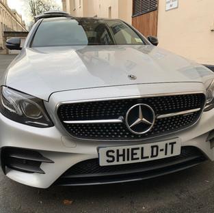 Mercedes E53 4k Blackvue Dashcam install
