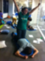 Onsite Massage Instruction