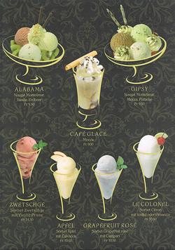 Dessertkarte 2