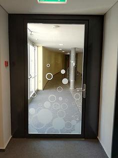 Sichtschutz für Innenräume