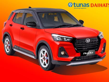 Virtual Mods : Daihatsu Rocky dipasangkan #TE37GakPernahSalah?