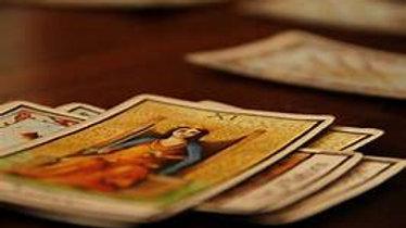 Psychic Tarot Reading via WhatsApp or Skype - 1 Hour