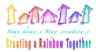 Creating a Rainbow Together - Higo Gabarron
