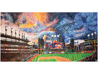 Baseball nights in the City - Patrick Geyser