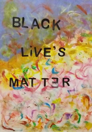 Black Lives Matter - Gary Clark