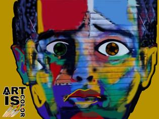 Art is Color - Guillermo Sanchez
