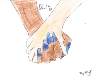 Hand in Hand - Mayada Ali