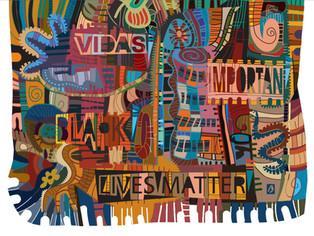 Vidas Importan! / Black LIves Matter! - Bruno Casiano