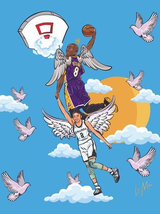 Kobe & GiGi - Michael Crawford