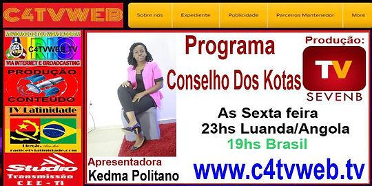 Sexta 23 hs KEDMA POLITANO_ CONSELHO DOS