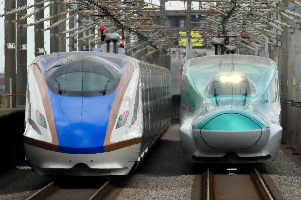 E7系とE5系