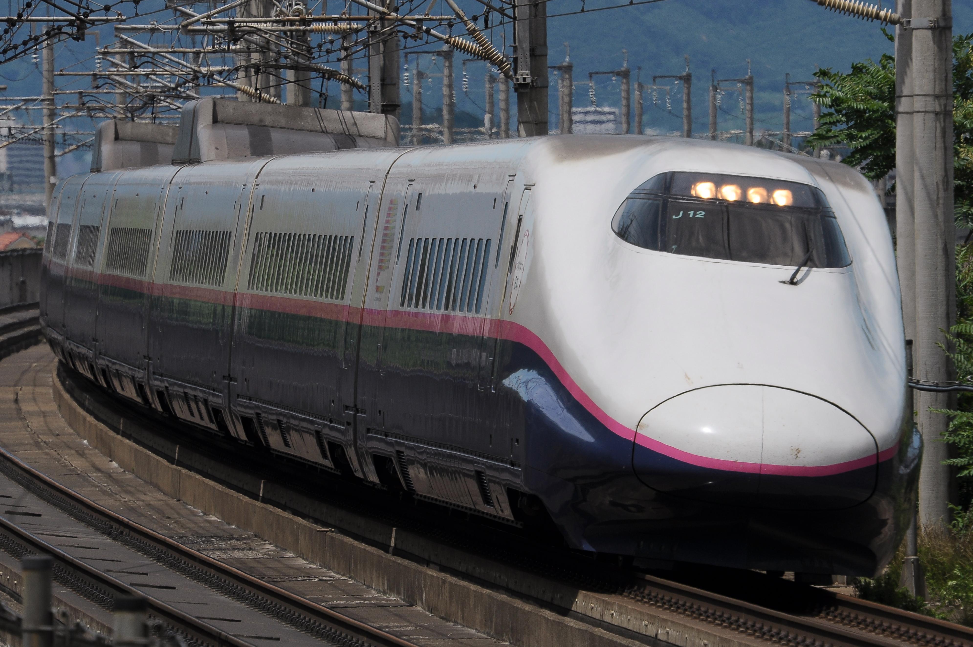 E2系J12編成