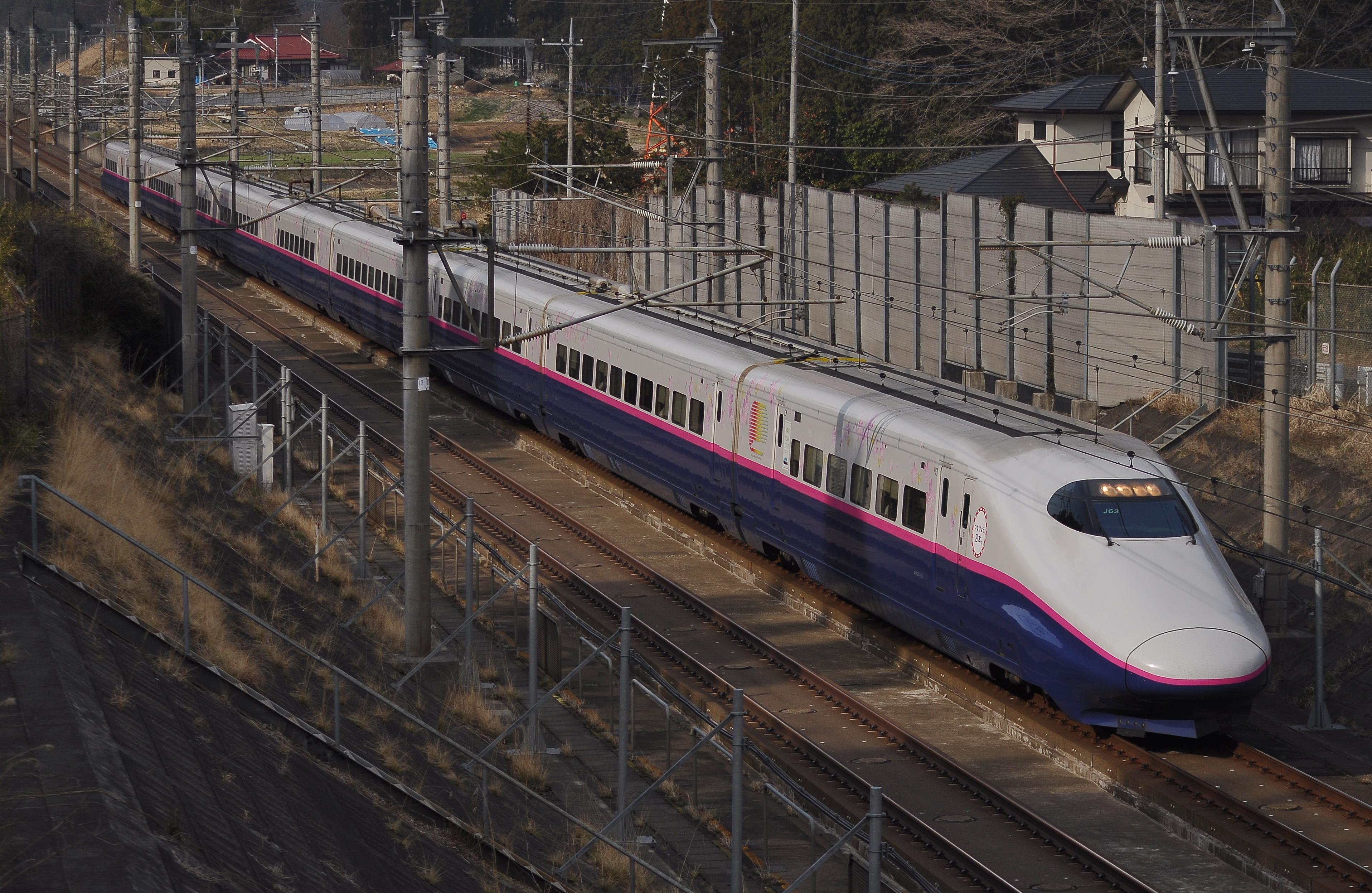 E2系J63編成