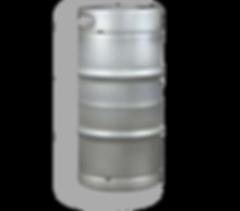Quarter Barrel Keg Slim