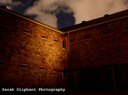 Adelaide Gaol Exterior
