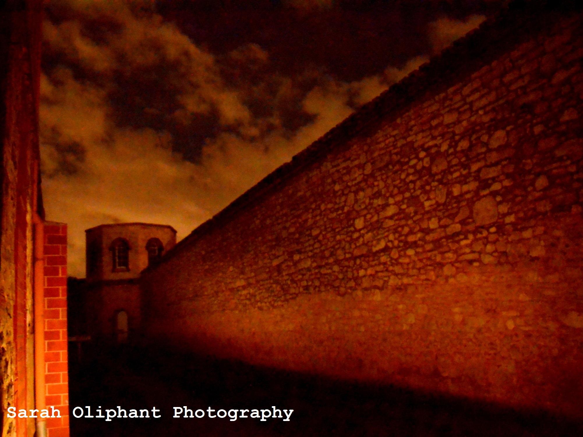 Adelaide Gaol Walls