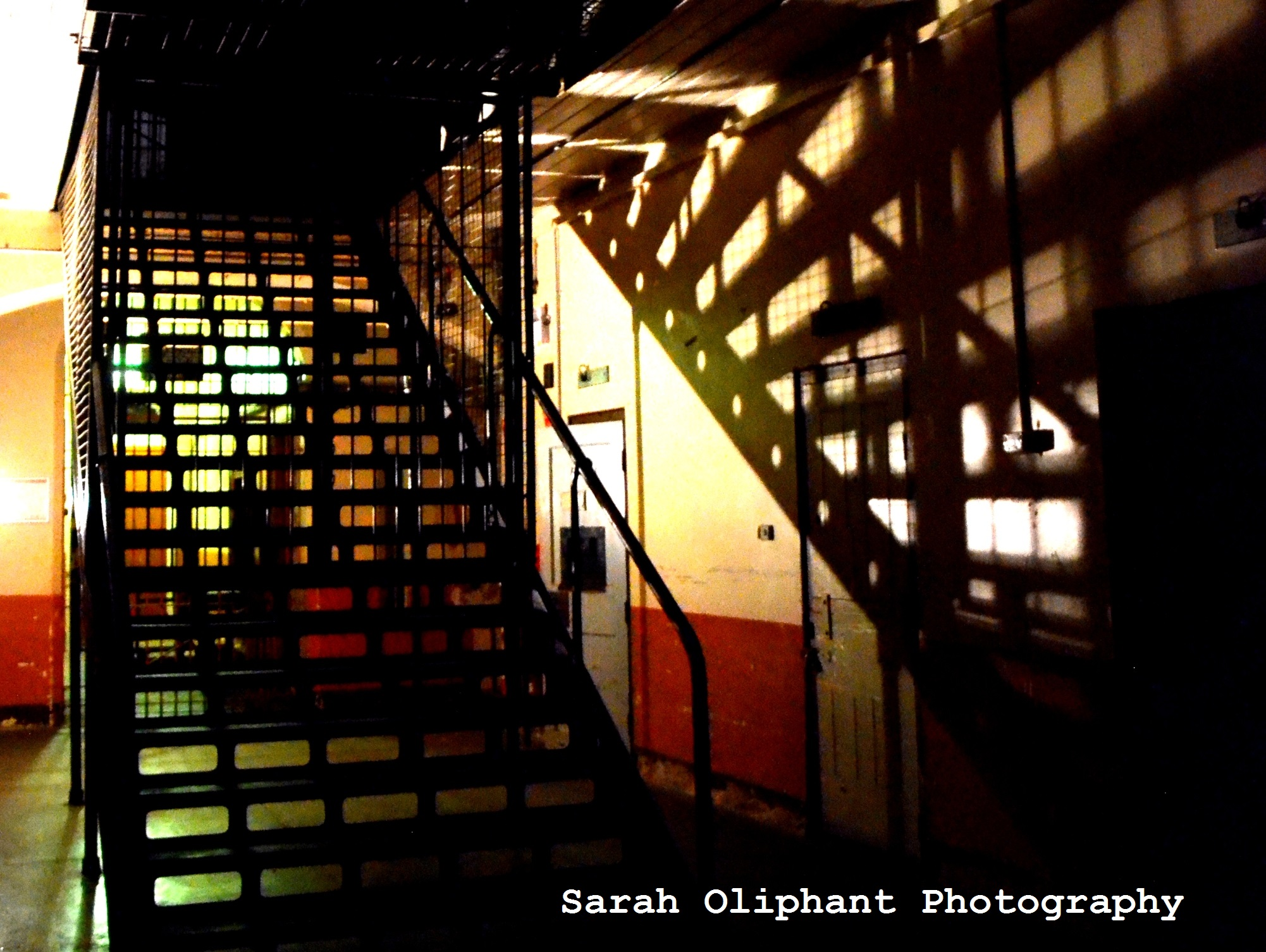 Adelaide Gaol Stairs
