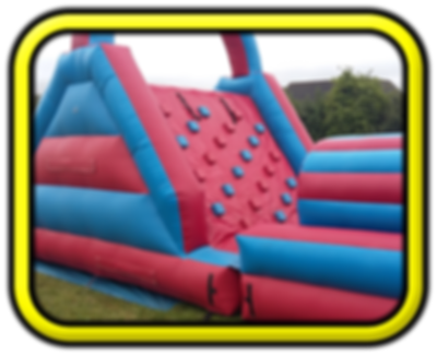 Red and Blue 1 - JUMP Bouncy Castles