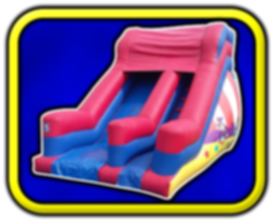 Circus Slide - JUMP Bouncy Castles