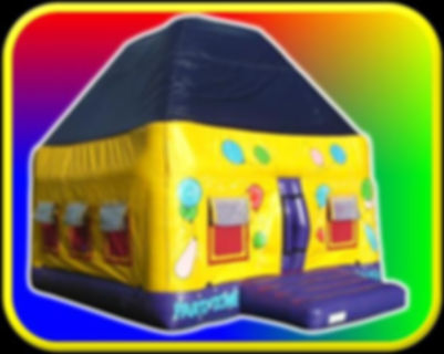 Party Dome - JUMP Bouncy Castles