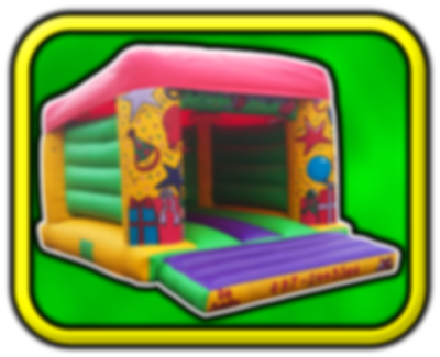 Party Bouncer - JUMP Bouncy Castles