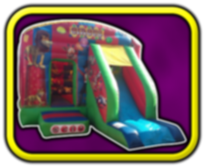 Circus Combi - JUMP Bouncy Castles