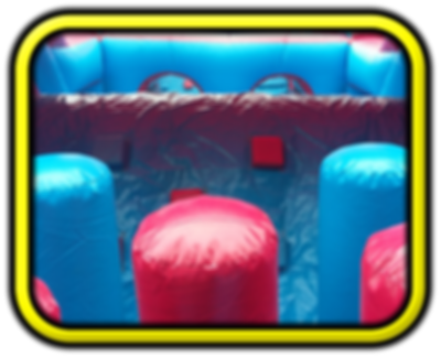 Red and Blue 2 - JUMP Bouncy Castles