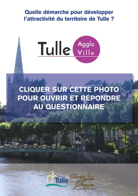 Quelle démarche pour développer l'attractivité du territoire de Tulle ?