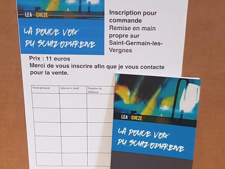 Réservez le livre de Léa CHEZE en Mairie.