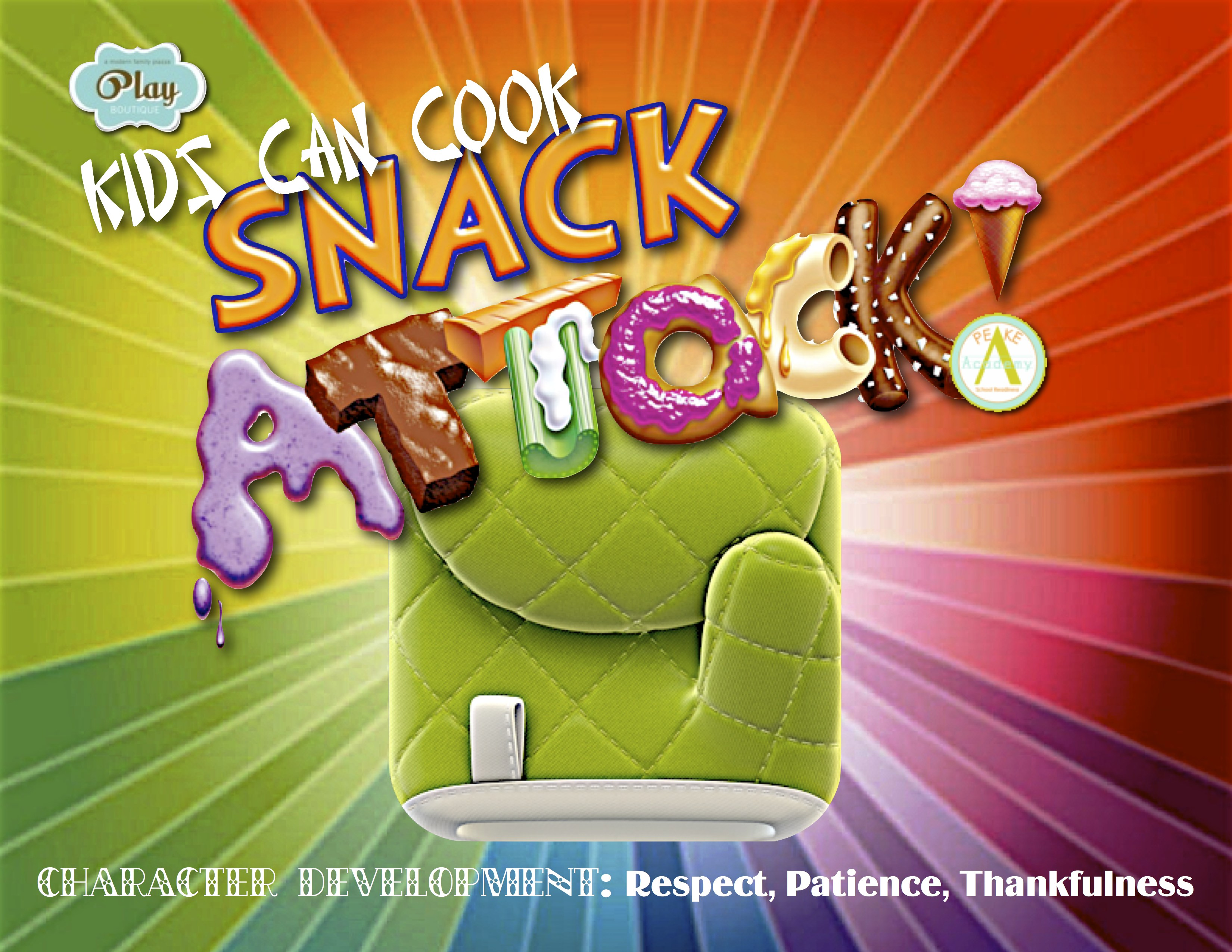 Snack Attack Winter Break Camps