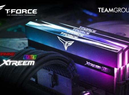 Teamgroup predstavlja T-FORCE XTREEM ARGB DDR4 ram memoriju