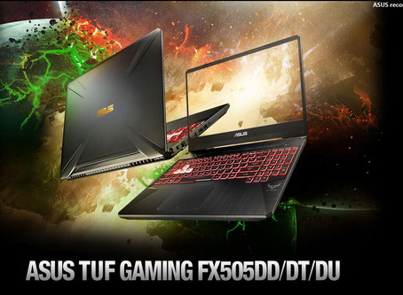 Gaming laptop za one sa nešto manjim budžetom - ASUS TUF Gaming FX505DT