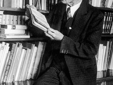Hermann Hesse: Magija knjige