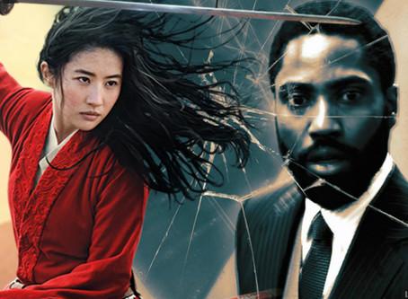 Tenet vs. Mulan ili kina protiv streaming servisa
