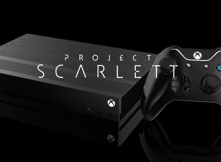 Xbox Scarlett: brzina frejmova i učitavanja primarni ciljevi Microsofta za nvou generaciju konzola