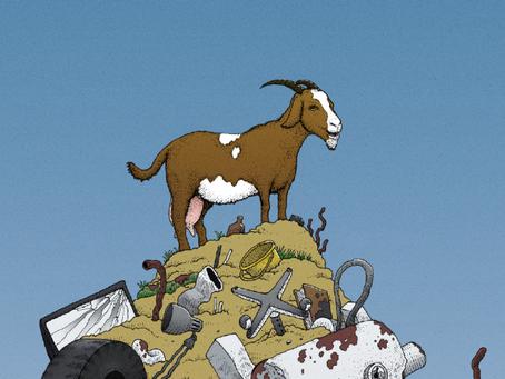 Strip ZEMLJA-VODA-ZRAK: Umjetnost u službi ekologije!