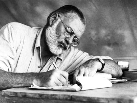 Je li Ernest Hemingway zaista napisao poznatu mikro-priču?
