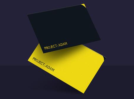 Project: Adam - digitalna (r)evolucija poslovnih kartica!