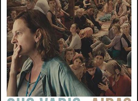 QUO VADIS, AIDA? je bh. kandidat za Oscar 2020!