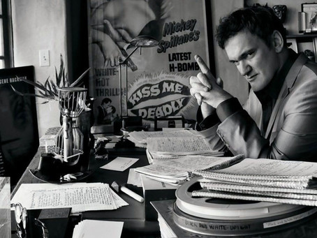 Quentin Tarantino i izdavač HarperCollins pripremaju dvije knjige!